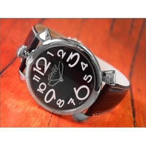 ガガミラノ GAGA MILANO 腕時計 5090.11 レザーベルト|ippin