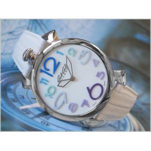 ガガミラノ GAGA MILANO 腕時計 5090.14 レザーベルト ippin