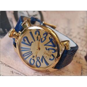 ガガミラノ GAGA MILANO 腕時計 5214.MIR.02S レザーベルト|ippin