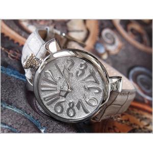 ガガミラノ GAGA MILANO 腕時計 5220.02 レザーベルト|ippin