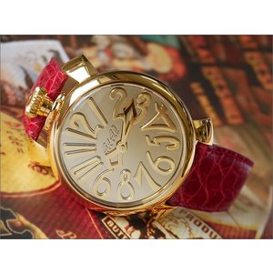 ガガミラノ GAGA MILANO 腕時計 5223.MIR.01 レザーベルト|ippin
