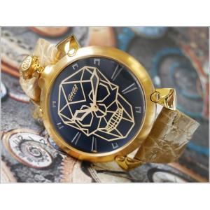 ガガミラノ GAGA MILANO 腕時計 6014.01 S レザーベルト ippin