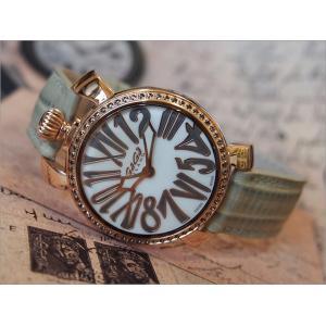 ガガミラノ GAGA MILANO 腕時計 6026.03 レザーベルト|ippin