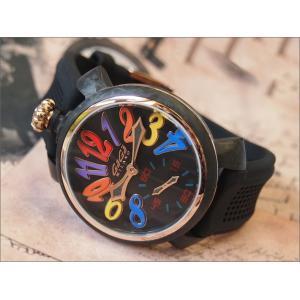 ガガミラノ GAGA MILANO 腕時計 6061.01S ラバーベルト|ippin