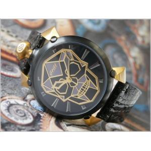 ガガミラノ GAGA MILANO 腕時計 6314.01 S レザーベルト ippin
