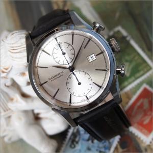 ハミルトン HAMILTON 腕時計 H32416781 スピリット オブ リバティ レザーベルト メンズ 自動巻|ippin