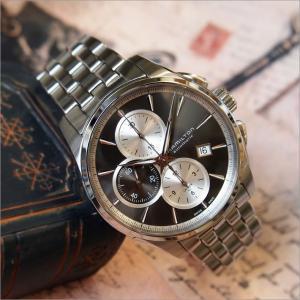 ハミルトン HAMILTON 腕時計 H32596181 ジャズマスター オートクロノ メタルベルト メンズ 自動巻|ippin
