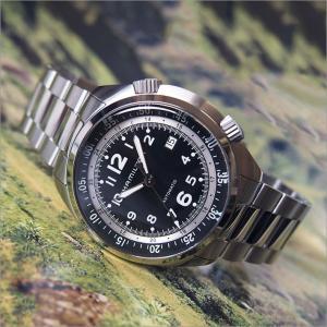 ハミルトン HAMILTON 腕時計 H76455133 カーキ パイロット パイオニア オート メタルベルト メンズ 自動巻|ippin