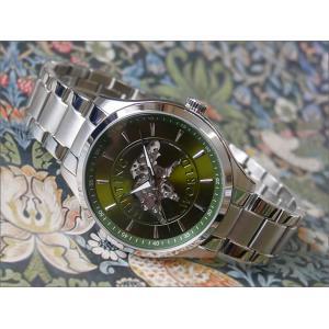 ハンティングワールド HUNTING WORLD 腕時計 HW502SGR メタルベルト 機械式自動巻|ippin