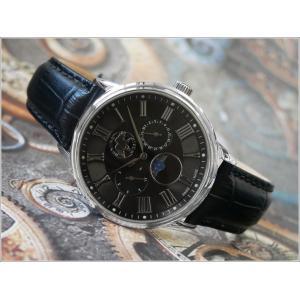 ハンティングワールド HUNTING WORLD 腕時計 HWM010BK レザーベルト クォーツ|ippin