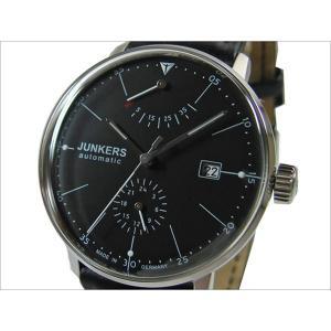 ユンカース JUNKERS 腕時計 BAUHAUS 6060-2AT オートマティック ブラック|ippin