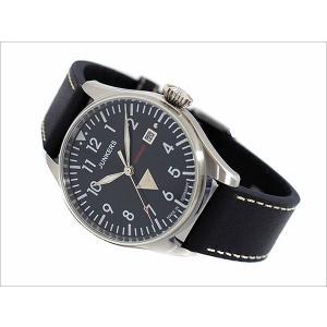 ユンカース JUNKERS 腕時計 COCKPIT JU52 6150-2AT 自動巻 ブラック|ippin