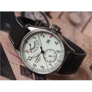 ユンカース JUNKERS 腕時計 SPITZBERGEN F13 6160-5AT 自動巻 文字盤全面畜光|ippin