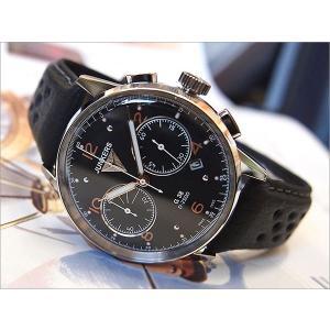 ユンカース JUNKERS 腕時計 G38 6984-5QZ クロノグラフ ブラック|ippin