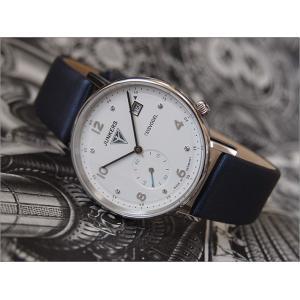 ユンカース JUNKERS 腕時計 6731-3QZ EISVOGEL クォーツ ホワイト|ippin