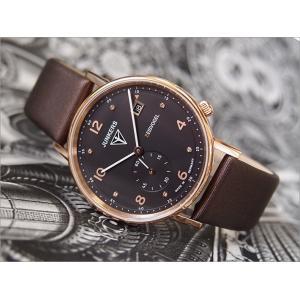 ユンカース JUNKERS 腕時計 6733-2QZ EISVOGEL クォーツ ブラウン|ippin