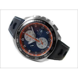 ユンハンス JUNGHANS 腕時計 014/4201.00 クォーツ レザーベルト クロノスコープ|ippin