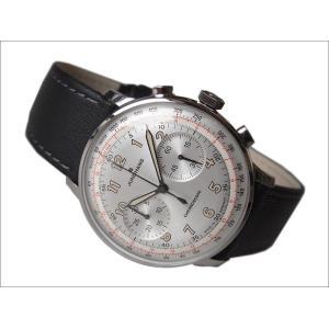 ユンハンス JUNGHANS 腕時計 027/3380.00 機械式自動巻 レザーベルト|ippin