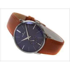 ユンハンス JUNGHANS 腕時計 027/3504.00 機械式手巻 レザーベルト|ippin