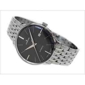 ユンハンス JUNGHANS 腕時計 027/4511.44 機械式自動巻 メタルベルト|ippin