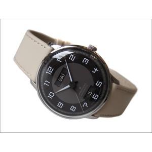 ユンハンス JUNGHANS 腕時計 027/4721.01 機械式自動巻 レザーベルト|ippin
