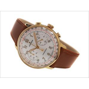 ユンハンス JUNGHANS 腕時計 027/5382.00 機械式自動巻 レザーベルト|ippin