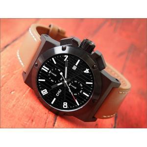 クラス14 KLASSE14 腕時計 IVY CHU CHRONOGRAPH CH15BK001M メンズ レザーベルト ippin