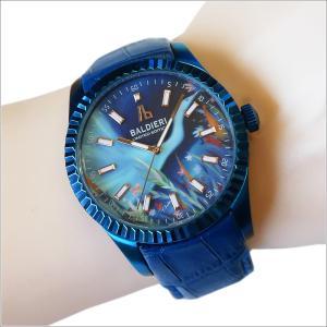 クラス14 KLASSE14 腕時計 TIMOTHY JHON BALDIERI TROPICAL FLIGHT TR14BE001M メンズ レザーベルト ippin