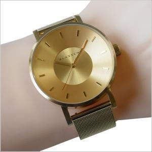 クラス14 KLASSE14 腕時計 MARIO NOBILE VOLARE VO14GD002M メンズ メッシュメタルベルト ippin