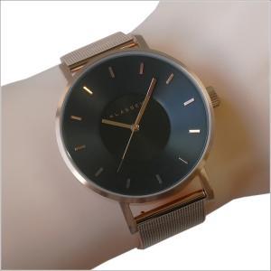 クラス14 KLASSE14 腕時計 MARIO NOBILE VOLARE IRIS VO16RG006M メンズ メッシュメタルベルト ippin