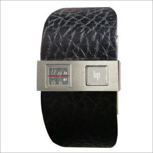 リップ LIP 腕時計 1871332 バシュマコフ レザーベルト クォーツ|ippin