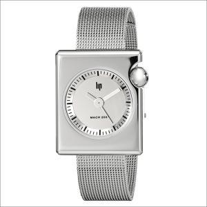 リップ LIP 腕時計 1892182 マッハ メッシュメタルベルト クォーツ レディース|ippin