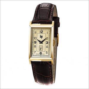 リップ LIP 腕時計 671001 チャーチル レザーベルト クォーツ|ippin