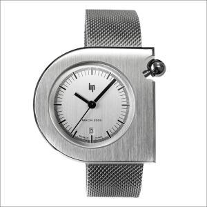 リップ LIP 腕時計 671084 (229053) マッハ2000 メッシュメタルベルト クォーツ ippin