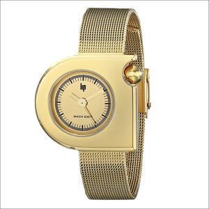リップ LIP 腕時計 671105 (229040) マッハ メッシュメタルベルト クォーツ レディース ippin