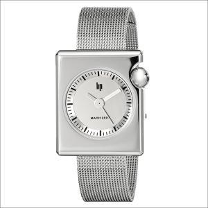 リップ LIP 腕時計 671108 (229043) マッハ メッシュメタルベルト クォーツ レディース ippin