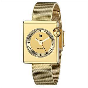 リップ LIP 腕時計 671109 (229041) マッハ メッシュメタルベルト クォーツ レディース ippin