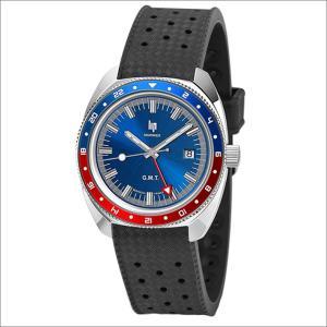リップ LIP 腕時計 671371 (229038) MARINIER GMT ラバーベルト クォーツ ippin