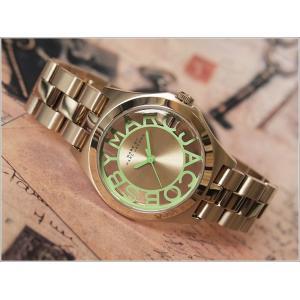 マークバイマークジェイコブス MARC BY MARC JACOBS 腕時計 ヘンリースケルトン 33mm メタルベルト MBM3295 ippin