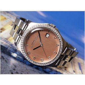 マークバイマークジェイコブス MARC BY MARC JACOBS 腕時計 ヘンリー 40mm メタルベルト MBM3360|ippin