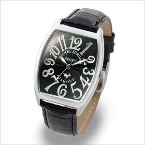 ミッシェル ジョルダン MICHEL JURDAIN 腕時計 SG-1000-6 メンズ レザーベルト|ippin