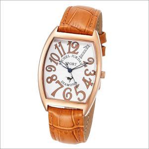 ミッシェル ジョルダン MICHEL JURDAIN 腕時計 SG-1100-3 メンズ レザーベルト|ippin