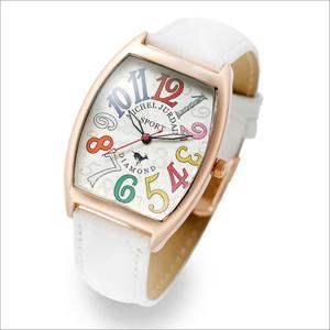 ミッシェル ジョルダン MICHEL JURDAIN 腕時計 SG-1100-5 メンズ レザーベルト|ippin