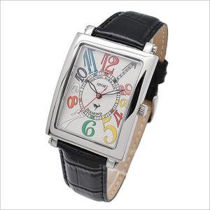 ミッシェル ジョルダン MICHEL JURDAIN 腕時計 SG-3000-6 メンズ レザーベルト|ippin