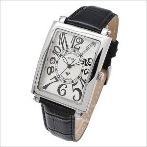 ミッシェル ジョルダン MICHEL JURDAIN 腕時計 SG-3000-7 メンズ レザーベルト|ippin