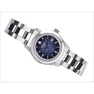 スイスミリタリー SWISS MILITARY 腕時計 ELEGANT ML103 3針 ブルー 27mm レディース メタルベルト|ippin
