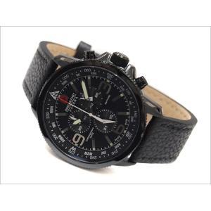 スイスミリタリー SWISS MILITARY 腕時計 ARROW ML400 クロノグラフ ブラック 46mm メンズ レザーベルト|ippin