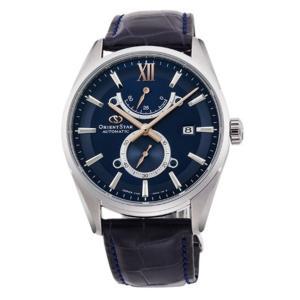 オリエント ORIENT 腕時計 RK-HK0004L コンテンポラリー スリムデイト レザーベルト メンズ|ippin