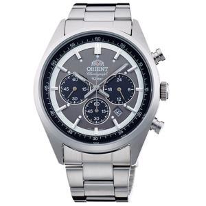 オリエント ORIENT 腕時計 ネオセブンティーズ ソーラーパンダ WV0011TX メタルベルト メンズ ippin