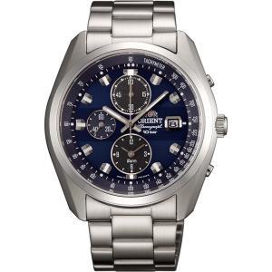 オリエント ORIENT 腕時計 ネオセブンティーズ ソーラークロノグラフ WV0011TY メタルベルト メンズ|ippin